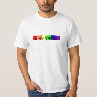 LGBT bi winning T-Shirt