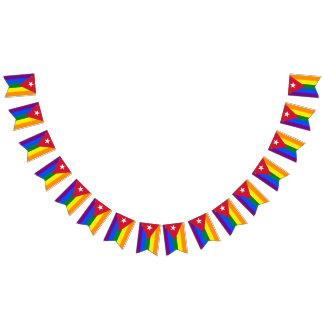 LGBT Cuba Banderines