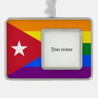 LGBT Cuba Ornament