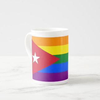 LGBT Cuba Tea Cup
