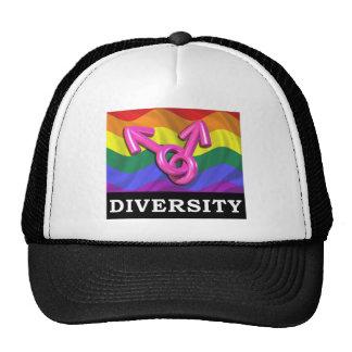 LGBT Diversity Trucker Hat