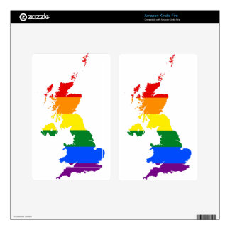 LGBT_flag_map_of_the_United_Kingdom.svg Decal For Kindle Fire