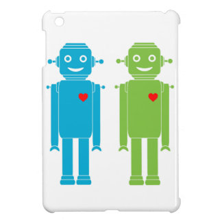 LGBT Gay Robots iPad Mini Cover