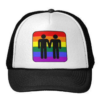 LGBT TRUCKER HATS