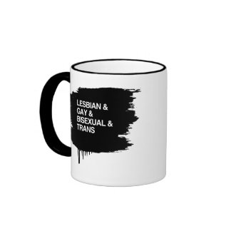 LGBT LIST COFFEE MUGS