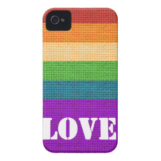 LGBT Love iPhone 4 Case