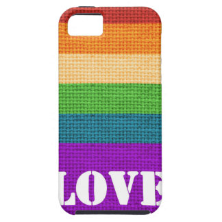 LGBT Love iPhone SE/5/5s Case