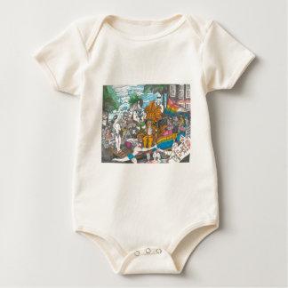 LGBT Pride Baby Bodysuit