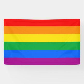 LGBT Pride Flag / Rainbow Flag Banner
