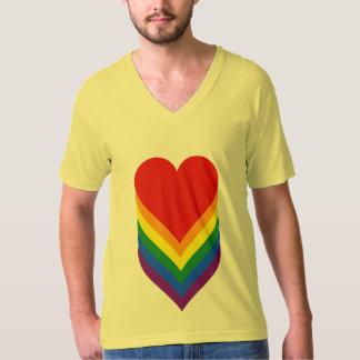 LGBT pride hearts T-Shirt