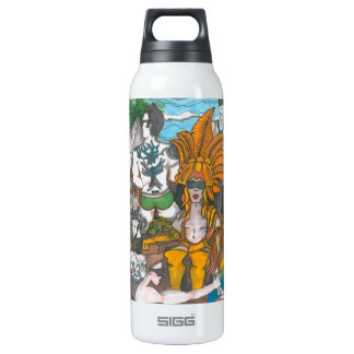LGBT Pride Insulated Water Bottle
