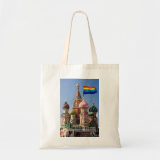 LGBT Pride Russia Tote Bag