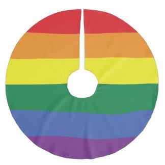 LGBT Pride Tree Skirt