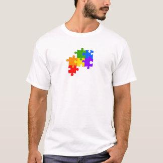 LGBT Puzzle T-Shirt