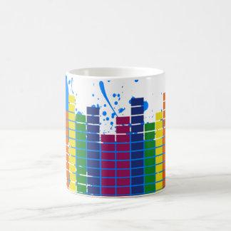 LGBT Rainbow Equalizer Coffee Mug