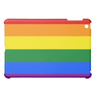 LGBT Rainbow Flag iPad Mini Cover
