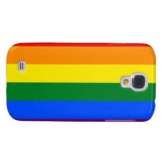 LGBT Rainbow Flag Samsung Galaxy S4 Cover