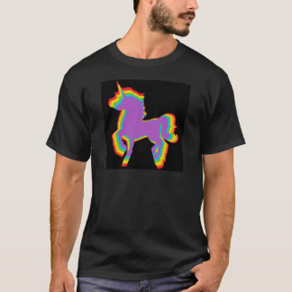 LGBT Rainbow Unicorn T-Shirt