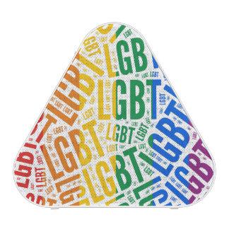 LGBT REDACTA EL ARCO IRIS