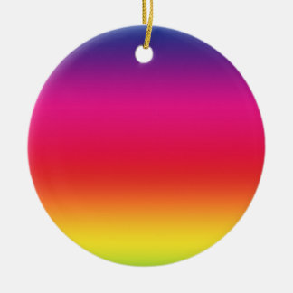 LGBT Social Movement Symbol Ceramic Ornament