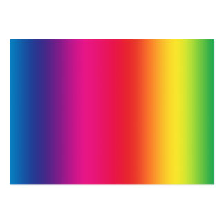 LGBT Social Movement Symbol Large Business Card
