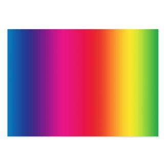 LGBT Social Movement Symbol Large Business Card