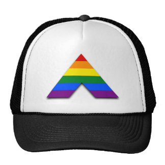 LGBT straight ally flag Trucker Hat