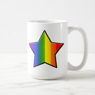 LGBT Super Star Coffee Mug