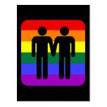 LGBT TARJETAS POSTALES