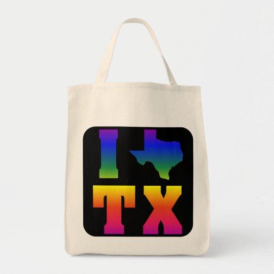LGBT Texas Pride (2) Tote Bag