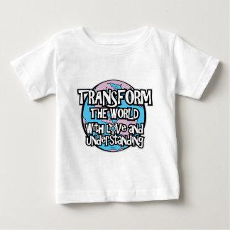 LGBT Transform The World Baby T-Shirt