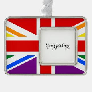 LGBT UK CHRISTMAS ORNAMENT