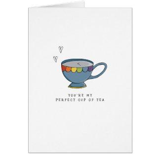 LGBT | Valentine's | Cup of Tea | Pride | Card