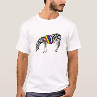 LGBT Zebra T-Shirt