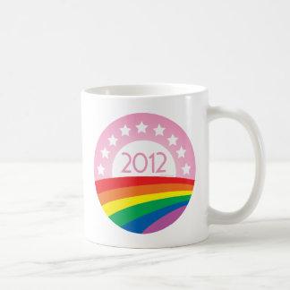 LGBTQ for Obama Coffee Mug
