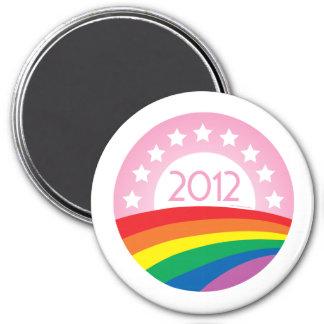 LGBTQ for Obama Magnet