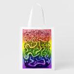 LGBTQ REUSABLE GROCERY BAG
