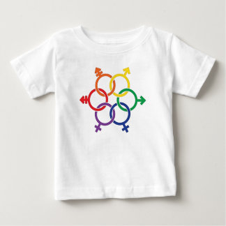 LGBTQ United Baby T-Shirt
