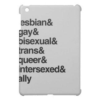 LGBTQI LIST iPad MINI COVER