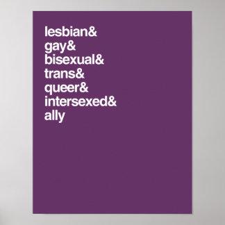 LGBTQI LIST PRINT
