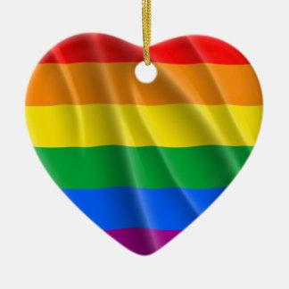 LGBTQI PRIDE CHRISTMAS TREE ORNAMENT