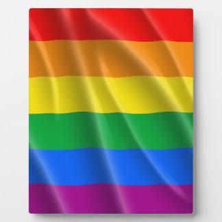 LGBTQI PRIDE PLAQUES