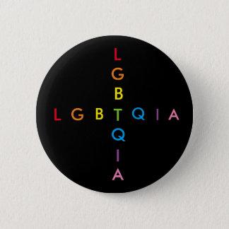 LGBTQIA PINBACK BUTTON