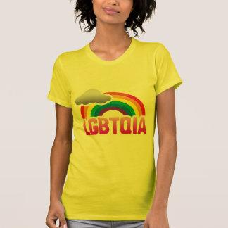 LGBTQIA RAINBOW T-Shirt