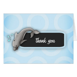 LGC | Flippin' Out Thank you Card