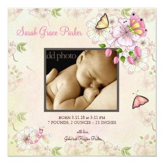 LGC | Garden Baby Announcement