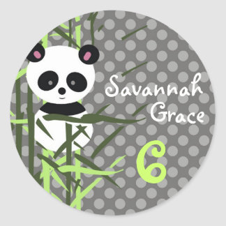 LGC | Panda Peek A Boo Sticker