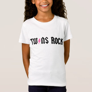 LGC Twins Rock Girls Tee
