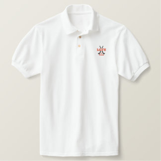 LGFH Fan Mens Polo Embroidered