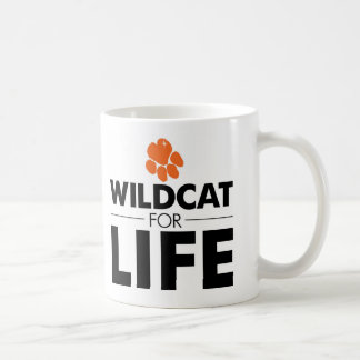 LGHS Wildcat for Life 11oz Mug